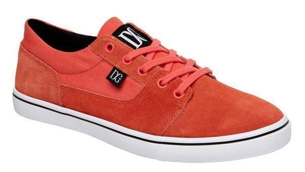 New DC Bristol Bright Red Women