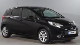 Nissan Note 1.2 DIG-S ( 98ps ) CVT 2013MY Tekna