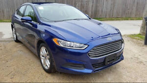 Private Sale. Mint Cond, 2016 Ford Fusion SE, 1.5L,
