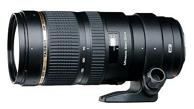 Tamron Sp 70-200mm F2.8 Di Vc Usd Telephoto Zoom Lens For Nikon (Fx) Cameras 9