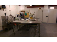 Commercial Kitchen to Rent/Share