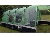 Hi Gear Corado 4 tent + accessories