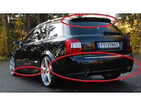 Buy / looking for Audi A4 B6 parts (sline bumper, steering wheel, rns e, xenon)