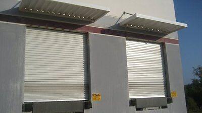 Durosteel Janus 10 X 10 1100 Series Commercial Wind Rated Roll-up Door Direct
