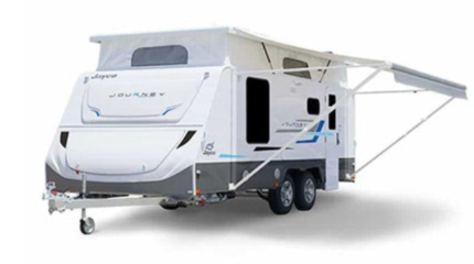 Caravan, camper trailers to Hire, camping, caravan parks, holiday Oxley Wangaratta Area Preview