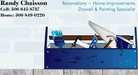 Randy Chaisson ~ Exceptional Plaster & Drywall Repair