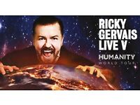 Ricky Gervais - Plymouth Pavilions