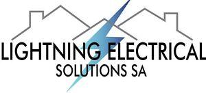 LIGHTNING ELECTRICAL SOLUTIONS SA Aldinga Beach Morphett Vale Area Preview