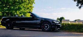 BMW 330D Convertible M Sport