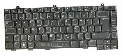 Orig. DE Tastatur f. Dell Alienware M14X Series mit Beleuchtung