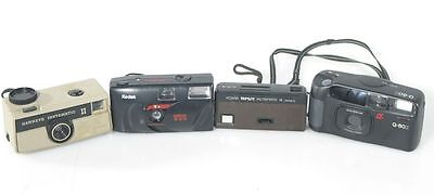 CAMERA COLLECTION SET OF 4