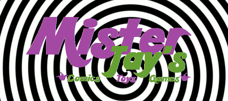 Mister Jays Comics Toys and Games