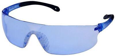 Radians Rad-sequel Safety Glasses With Light Blue Lens Ansi Z87