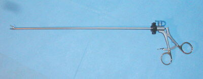 V Mueller 5mm Laparoscopy Forceps Delicate Needle Holder Rotatable La1364rf