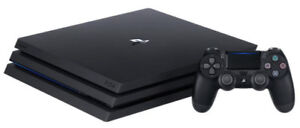 PS4 with One Control