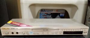 DVD Player (never used) Karaoke dvd midi Player too!