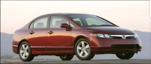 Honda civic sedan 2008