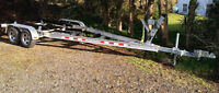 Tandem Axle Boat Trailer - Used Only Twice in Two Years