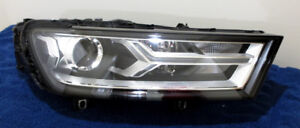 AUDI HEADLIGHTS - A6, A7, A8, Q3, Q5, Q7 - PICS & INFO IN AD