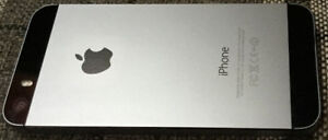 Original owner iPhone 5s gray in excellent condition