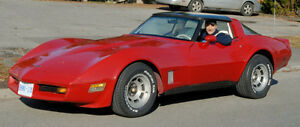 1980 Corvette, currently on road...Or trade for boat