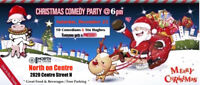 FunnyFest COMEDY Christmas Party SHOW