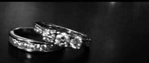 AMAZING DIAMOND ENGAGEMENT RING!! Size 7 only serious buyer