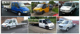 Breakdown Recovery Truck Crew Cab Double Cab Car Transporter
