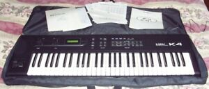 Vintage Synth Kawai K4 excellente condition