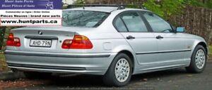 w BMW 3 Series E46 2004 2005 g Parts Pièces e