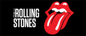 1st Row - ROLLING STONES CLASSIC ALBUM LIVE for friday showplace