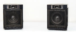 2 Small JVC Speakers for $5