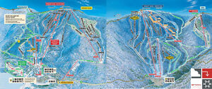 3 Mont-Tremblent Lift tickets Feb 16-17