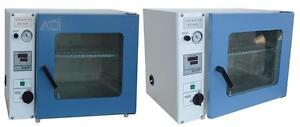 """0.9 Cu Ft of Chamber 12 x 12 x 11""""  Vacuum Drying Oven 110V #160450"""