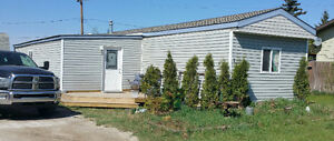 trailer and lot. sale or rent 900/mo in MARSHALL SK
