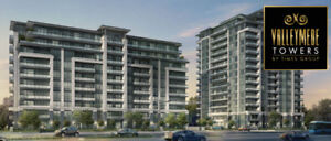 Assignment Bayview/7 Valleymede Towers, 2B+D, 1081sf, 1 Parking