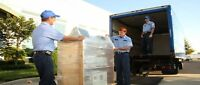 Pro movers @$55/hr. NO HIDDEN FEES.Call Today (416)919-5575