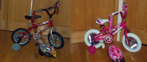 Vélos bicyclettes 12 pouces