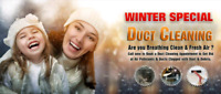 Quality Air Duct Cleaning (Limited Time Offer)