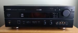 Yamaha RX V630 6.1 Home Theater Receiver.