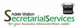 Freelance Secretary / Virtual Assistant Services (York)