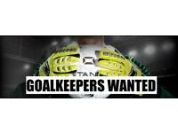 Goalkeeper wanted school year 1