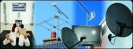 Aerial, Satellite & CCTV installation Service.