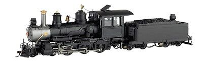 BACHMANN SPECTRUM ON30 DCC 4-6-0 BALDWIN STEAM LOCO PAINTED UNLETTERED 28696 FS for sale  Milton