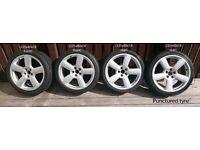 """18"""" Alloys for Audi / Volkswagen"""