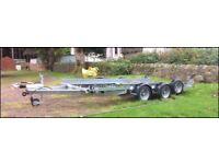 Ifor Williams CT136HD Car Transporter Trailer 2013