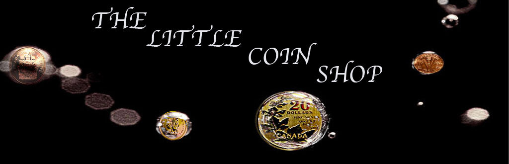 The Little Coin Shop