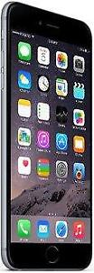 iPhone 6 64 GB Space-Grey Telus -- 30-day warranty, blacklist guarantee, delivered to your door