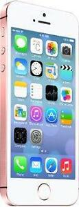 iPhone SE 16 GB Rose-Gold Unlocked -- 30-day warranty and lifetime blacklist guarantee