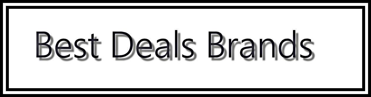Best Deals Brands